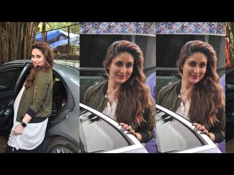 Video Kareena Kapoor BIG Baby Bump Show During Photoshoot download in MP3, 3GP, MP4, WEBM, AVI, FLV January 2017