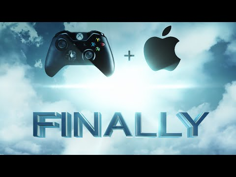 how to xbox controller mac