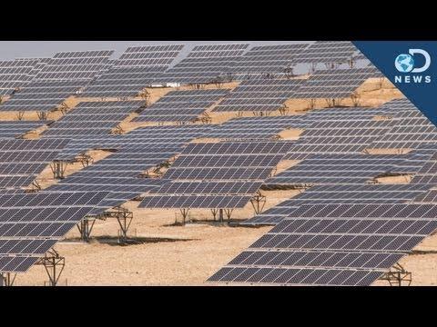 Crazy Solar Power Plants
