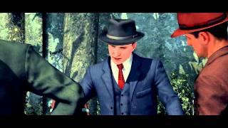L.A. Noire   Women Serial Killer Trailer