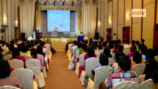 Myanmar International TV. Biennial Myanmar Conference of Anaesthesia and Intensive Care