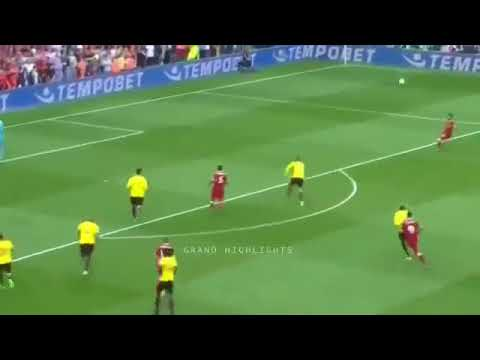 Watford vs Liverpool 3-3 All Goals  Highlights Premier League 12082017 HD