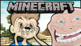 Trolling an 11 Year Old MinnesotaBurns Fanboy in Minecraft! Drop a like for more Minecraft Trolling! :D Watch more Minecraft...