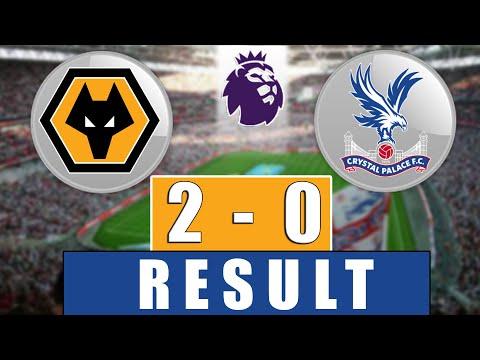 Hasil Liga Inggris Tadi Malam!! Wolverhampton vs Crystal Palace !! Klasemen Liga Inggris ! Top Score