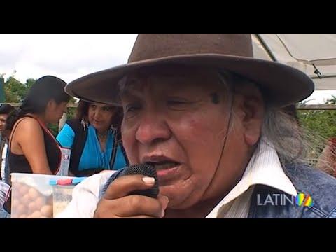 Aymara boliviana en Francia