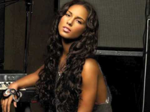 Alicia Keys -  Unthlnkable (Remix by Rob Allen)
