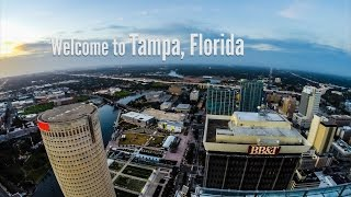 Welcome to Tampa, Florida