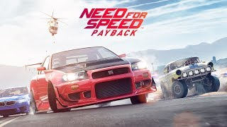 Need For Speed: Payback - трейлер