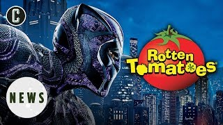 Black Panther Ranked as Top Movie of All Time According to Rotten Tomatoes by Collider