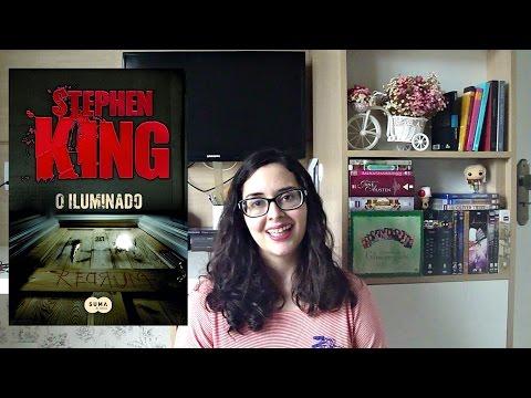 O Iluminado, Stephen King | Rory Gilmore #9 | Maquiada na Livraria