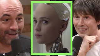 Is Brian Cox Scared of Artificial Intelligence? | Joe Rogan