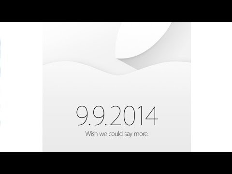 event - Apple has confirmed their event for September 9th at 10am PST! Here's all the details of what you can expect! Subscribe for more tech videos! http://youtube.com/tysihelp Lynda - http://lynda.com/ty...
