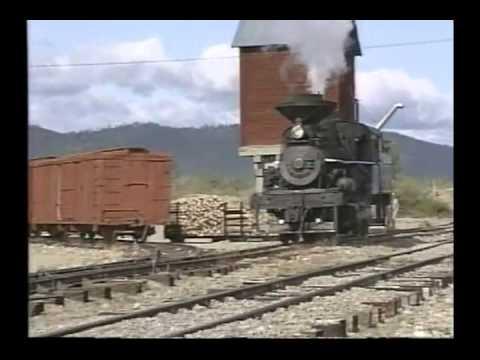 Sumpter Valley Railway Story (Ed Cushman)