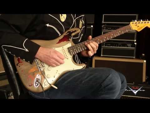Fender Custom Shop Rory Gallagher Tribute Stratocaster  •  SN: R74900
