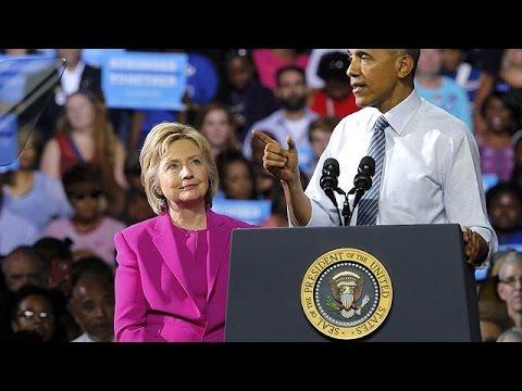 ΗΠΑ: Το «email-gate» πρωταγωνιστεί στην προεκλογική εκστρατεία