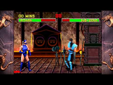 preview-IGN Reviews - Mortal Kombat Arcade Kollection: Game Review (IGN)