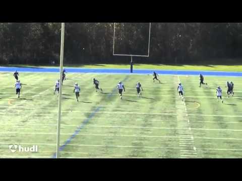 Dar Ley #7 Defensive End Highlights 2014 (HD)