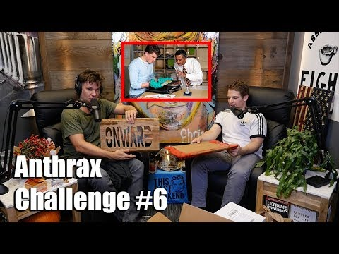 Anthrax Challenge #6 | Opening Up Fan Mail with Theo Von