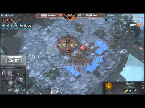 Hot6 Cup Playoff MarineKing vs PartinG