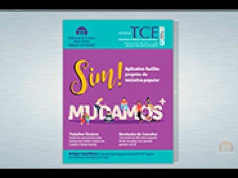 TCE Notícias - Nova revista técnica está disponível gratuitamente para...