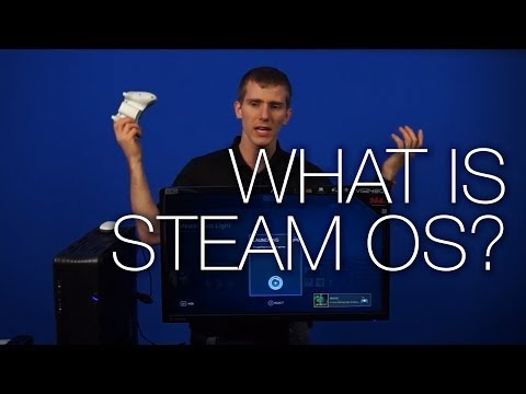 What is SteamOS? Explained ft. Linus' Steam Machine - Tech Tips