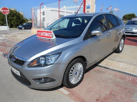 See video Ford FOCUS 1.6 Ti-VCT AUTO