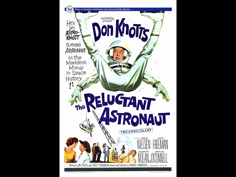 A MOVIE FOR EVERY YEAR OF MY LIFE - 1967-THE RELUCTANT ASTRONAUT