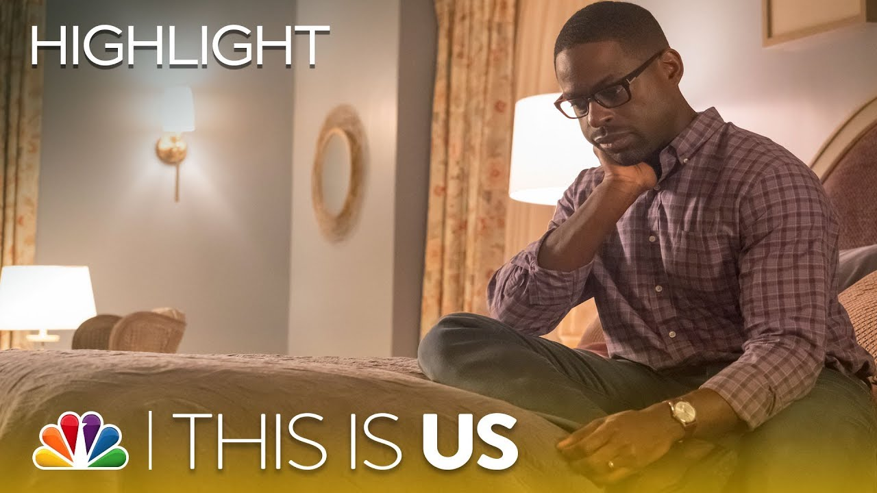 It's Real People in Real Situations. Watch all the feels in 'This Is Us' (Highlight) with Mandy Moore, Milo Ventimiglia & Sterling K. Brown