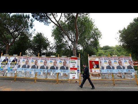 Ρώμη: Νίκη… 5 Αστέρων στον πρώτο γύρο των δημοτικών εκλογών