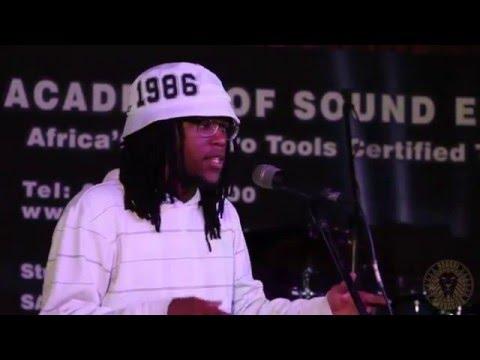 ShabZi Madallion - Shook Ones (Performance)