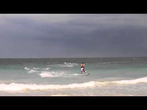 Youri Zoon in Tulum with Extreme Control
