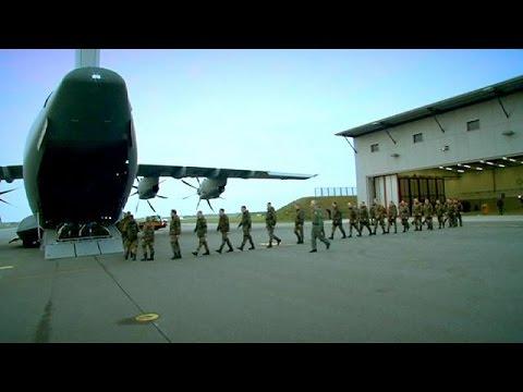 Γερμανία : Με αναγνωριστικές πτήσεις μπαίνει στη μάχη κατά των τζιχαντιστών