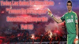 Todos Los Goles De River Plate ●Torneo Argentino 2015● En FULL HD