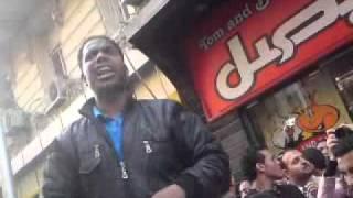 ما ترك حد :) أجمد شاب يوم فرحة ثورة مصر