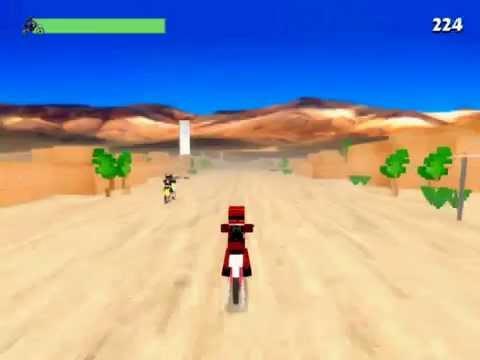 Video of Dirt Bike Stunt Riders 3D