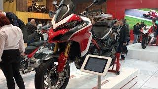 4. Ducati Multistrada 1260 Pikes Peak 2018 In detail review walkaround Interior Exterior
