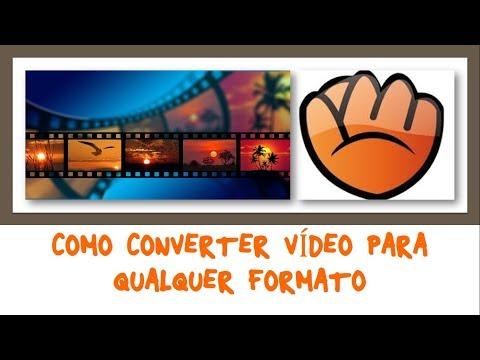 COMO CONVERTER VÍDEO PARA QUALQUER FORMATO COM ATUBE CATCHER