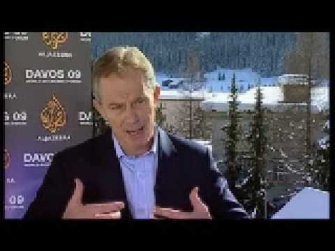 Blair on Erdogan and Gaza - 30 Jan 09