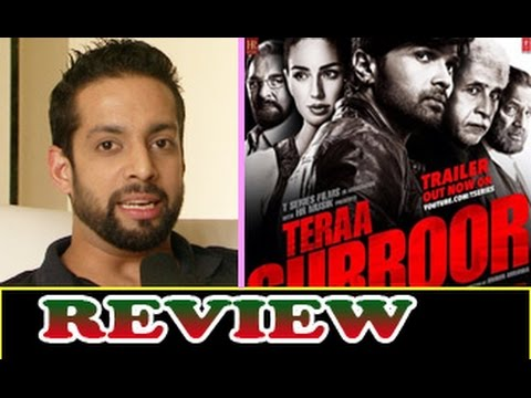 Teraa-Surroor-Review-by-Salil-Acharya-Himesh-Reshammiya-Farah-Karimaee-Full-Movie-Rating-12-03-2016