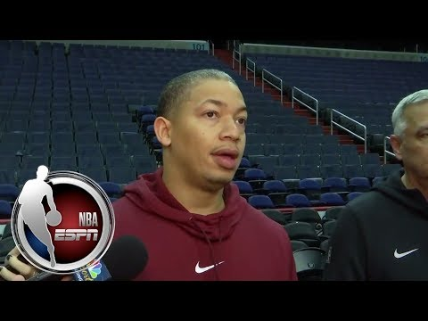 Video: Tyronn Lue on giving younger Cavaliers players more court time | NBA on ESPN