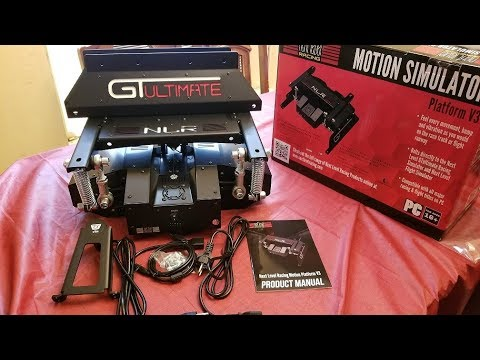 The Next Level Racing Motion Platform V3 Review