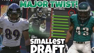 Yup, I just had to add a random twits in the middle of this draft... lolWant to see more amazing Madden 17 videos??SUBSCRIBE RIGHT HERE: (It helps out a lot!)https://www.youtube.com/user/RandomGaminCrewThank you all so much for all stopping by to check out my channel! For anyone who is new, I really enjoy playing Madden and NBA 2k17. As I'm sure that you will find out, I just like to have fun and mess around with different games. Above all, and most importantly: without my Lord and Savior Jesus Christ this channel would be nothing. Thanks again everyone - your support is incredible!Credits:➡Twitter: https://twitter.com/RealYoBoyPIZZA➡️ Snapchat: Tbone-225➡️ Business Email: therandomgamingcrew@gmail.com➡ Music- Chuki: https://www.youtube.com/user/CHUKImusicAs always don't forget to keep God #1❗️Have an awesome day everyone ❕-YoBoy