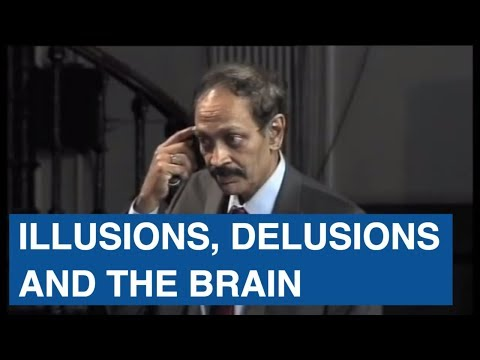 Illusions, delusions and the brain. A Ramachandran lecture on body image and mind body interactions.