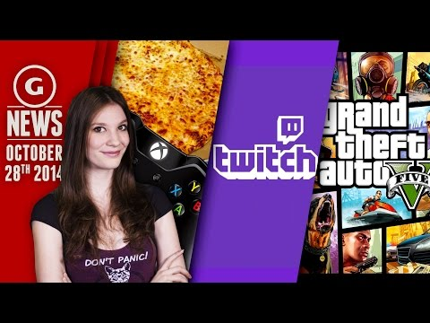 ready - Xbox One might be getting a pizza delivery app, Twitch creates rules around half-naked streaming, and Grand Theft Auto V dishes out upgrade bonuses! Visit all of our channels: Features & Reviews...