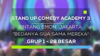 Video Stand Up Comedy Academy 3 : Bintang Emon, Jakarta - Bedanya Gua Sama Mereka MP3, 3GP, MP4, WEBM, AVI, FLV November 2017