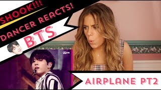 Video 방탄소년단 - (BTS - Airplane Part.2) │BTS COMEBACK SHOW - Dancer Reacts! MP3, 3GP, MP4, WEBM, AVI, FLV November 2018
