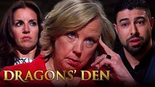 Video Deborah Uncovers A Hidden Toxic Formula | Dragons' Den MP3, 3GP, MP4, WEBM, AVI, FLV Agustus 2019