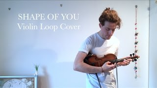 So the initial video I uploaded on Facebook has just been removed due to copyright infringement(?) So here it is again:I've been listening to 'Shape of You' by Ed Sheeran a lot recently and thought I'd have a go with the loop pedal. Hope you enjoy! - Facebook Page: https://www.facebook.com/joelviolin/- Website: http://www.joelgrainger.co.uk- Covers Album: http://joelgrainger.bandcamp.com/album/the-covers