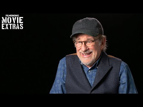 "The Post | On-set visit with Steven Spielberg ""Director"""