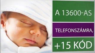 Már egyetlen hívásával támogathatja A korszerű szülészetért és nőgyógyászatért Alapítványt